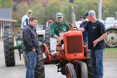 Tractor Pull 2021