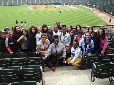 2013 Friends & Family Night at the White Sox Game