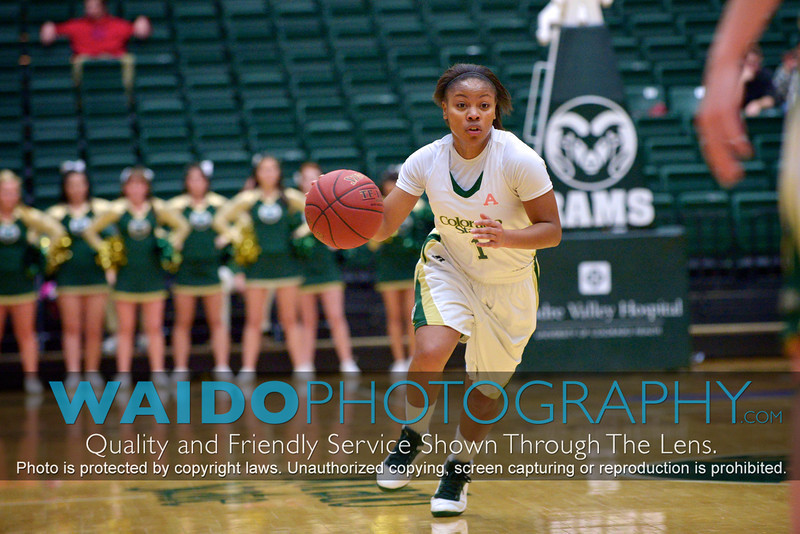 2012-2013 CSU Women's Basketball