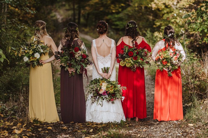 Valley View Farm Bohemian Boho Wedding Western Massachusetts Wedding Photographer 045.jpg