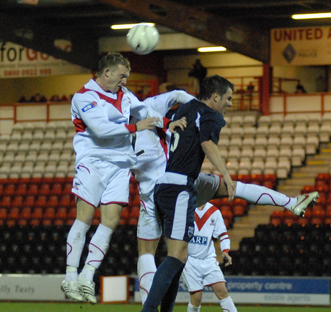 Airdrie v Ross County (0.1) 10 11 07