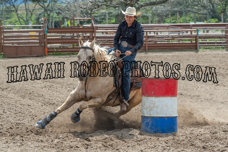 OAHU JR. and HIGH SCHOOL RODEO MARCH 2 , 2019
