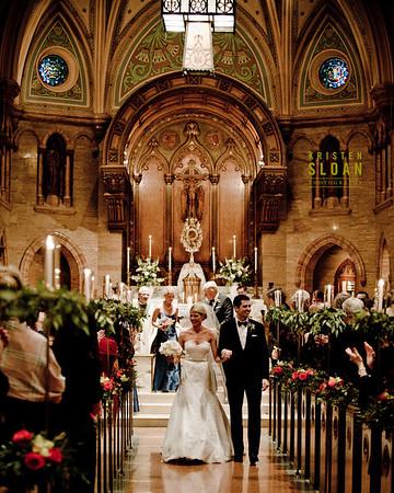 Holy Ghost Denver Wedding, History Colorado Reception