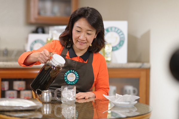 Rie Coffee Making Tea/Coffee