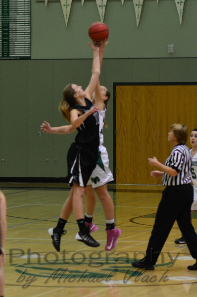 2013 Dixon Varsity Girls vs. Colfax