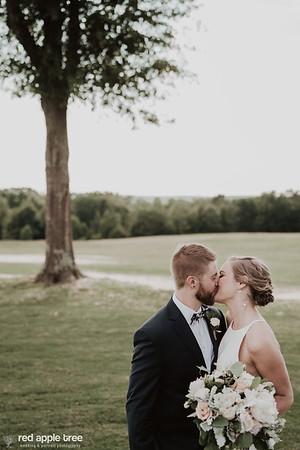Ellen + Chris Wedding