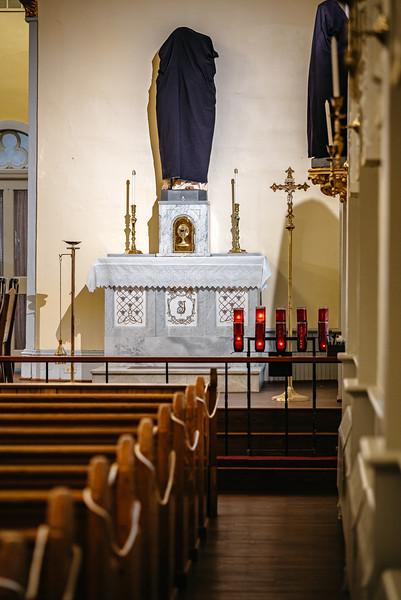 _NIK1637 Lent St. Patricks Fr. Markellos shroud.JPG