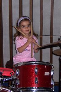 Kaylee at Church