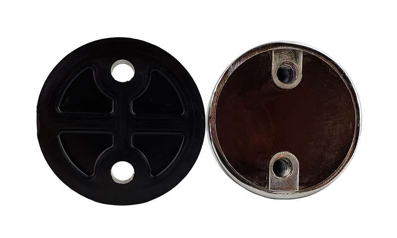 "ITEM SOL-6001R Brackets & Insulators for 30, 36, 42 & 56"" (one pair)"