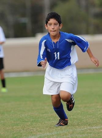 Seacrest MS Soccer - 2012