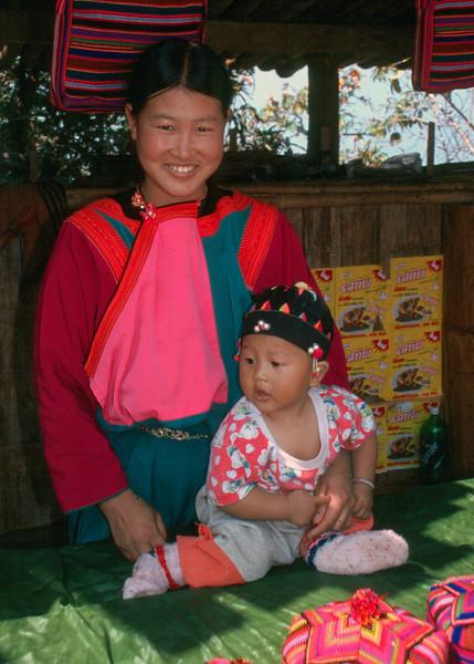 LISU MOTHER - THAILAND