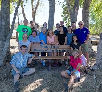 Bench Warming (Prescott) 2016-07