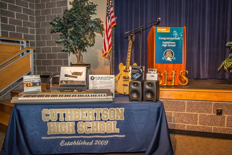 2015_10_20, Cuthbertson High School,