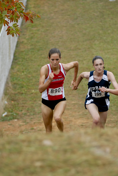 MVAL Cross Country Championship - Linganore Girls