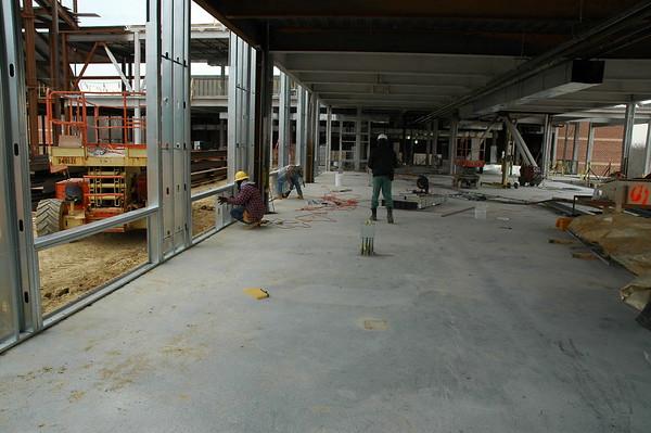 Campus Construction 2005