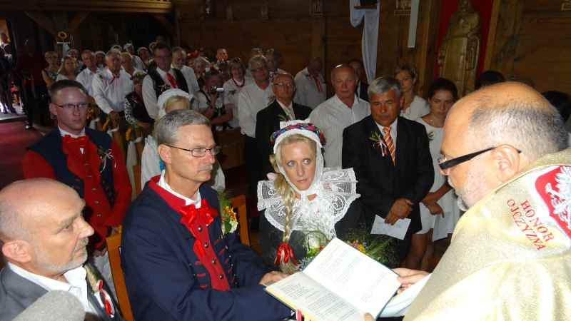 Videos From Jim And Kathy Mazurkiewicz Celebrate Their 35th Anniversary In Poland