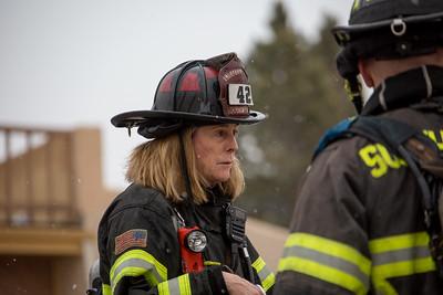 Women in the Fire Service