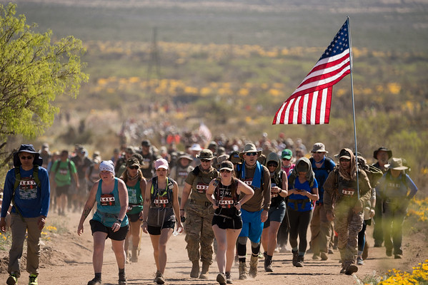 Bataan Death March Survivors | Memorial March