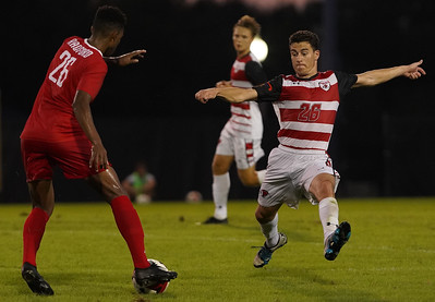 Men's Soccer vs. Radford 10/3