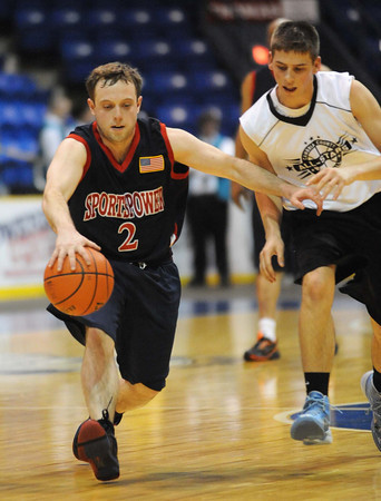 Cambria County All-Stars Basketball Game - 4/4/14