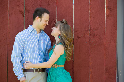 Stephanie & Dustin -- May 11, 2014