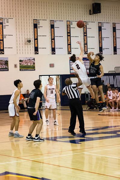 High School Basketball - 2019-2020