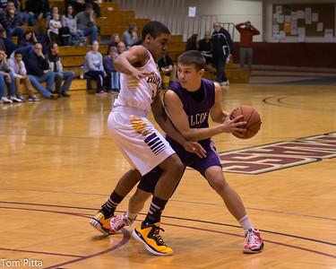 Hopkins Basketball 2014-2015