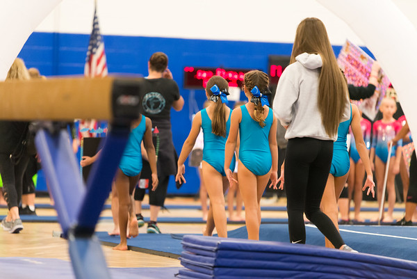 Hannah's Gymnastics (30 September 2017)