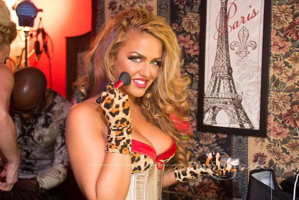 Burlesque for Breast Fundraiser
