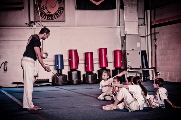 2011 Capoeira Orlando Pre-Batizado Workshops
