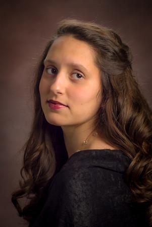 Rachel Ann Scherer Formals, <br>February 2015