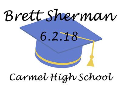 Brett Sherman Graduation Party