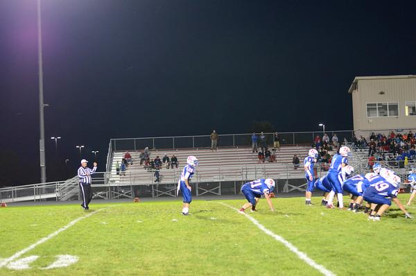 Freshmen Football vs Bennington