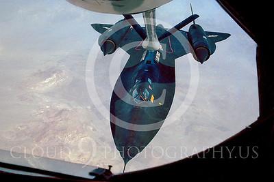 USAF Lockheed SR-71 Blackbird Aerial Refueling Pictures