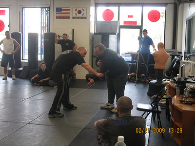 February 21, 2009 Shock-Knife Seminar