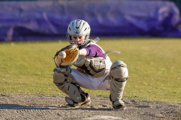 JV Baseball v James Madison 3/19/19