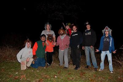 Haunted Hayride 2009-Oct-30