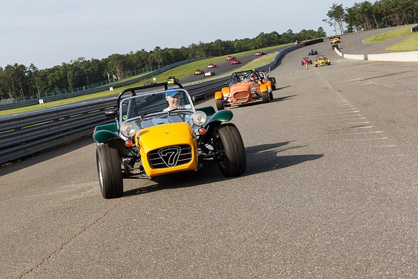 Drivers' Club July 4th Track Day 2015