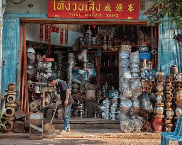 Talad Noi - Bang Rak -Chinatown
