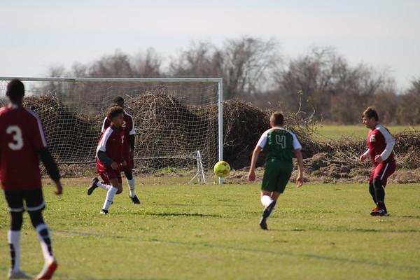 Boys Soccer (JV Tournament)