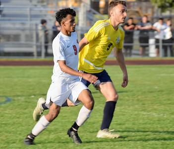 HS Sports - Melvindale at Crestwood Boys Soccer 2019