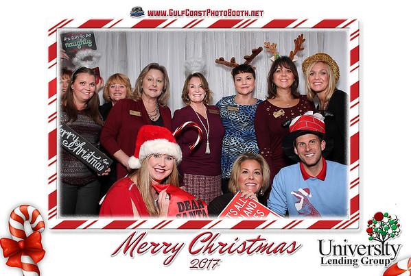 University Lending Group Christmas 2017