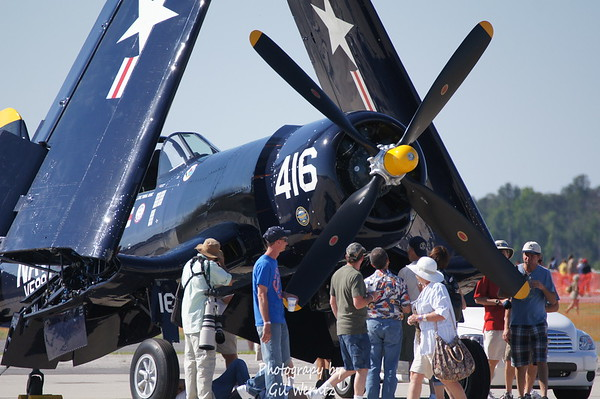 April 2011- Beaufort Air Show featuring the Blue Angels