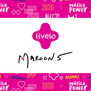 Livelo | Maroon 5 - Gifs Animados
