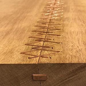 Wood Sticking