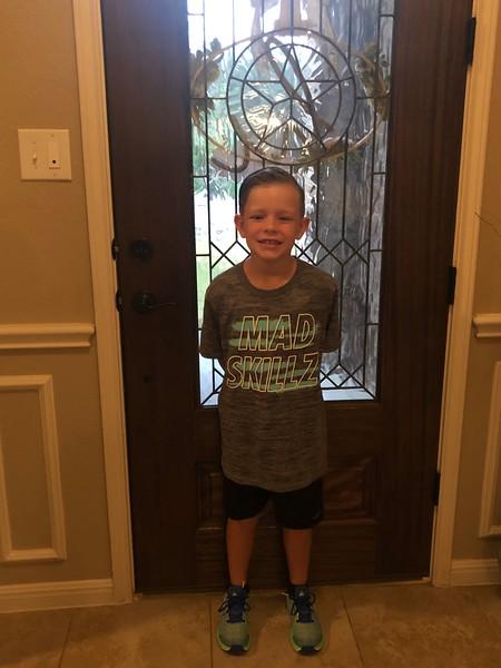 Brennan | 3rd grade | Winkley Elementary