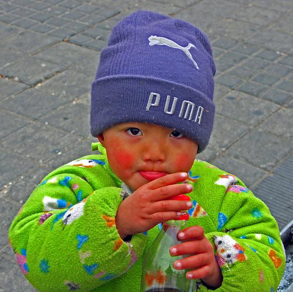 Street Child Beijing 2010 ©Lewis Sandler Beijing Video Studio