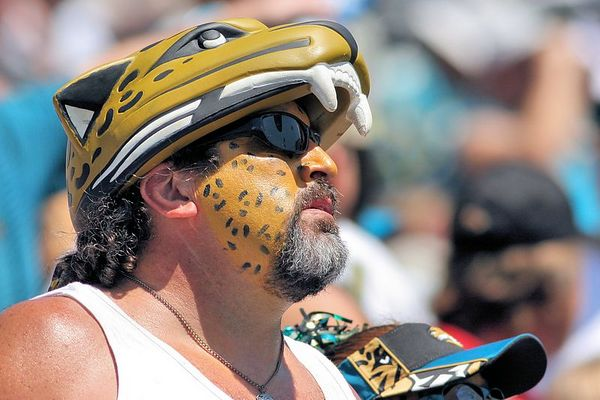 Jaguars vs. Seahawks, Sept 11, 2005:  The Fans