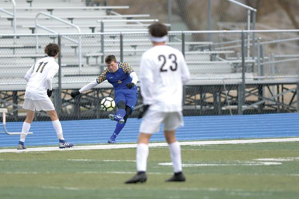 Sheridan Broncs Soccer vs. Cheyenne East