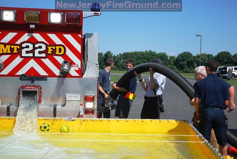 6-29-2013 (Gloucester County) MANTUA - Tender Task Force Drill